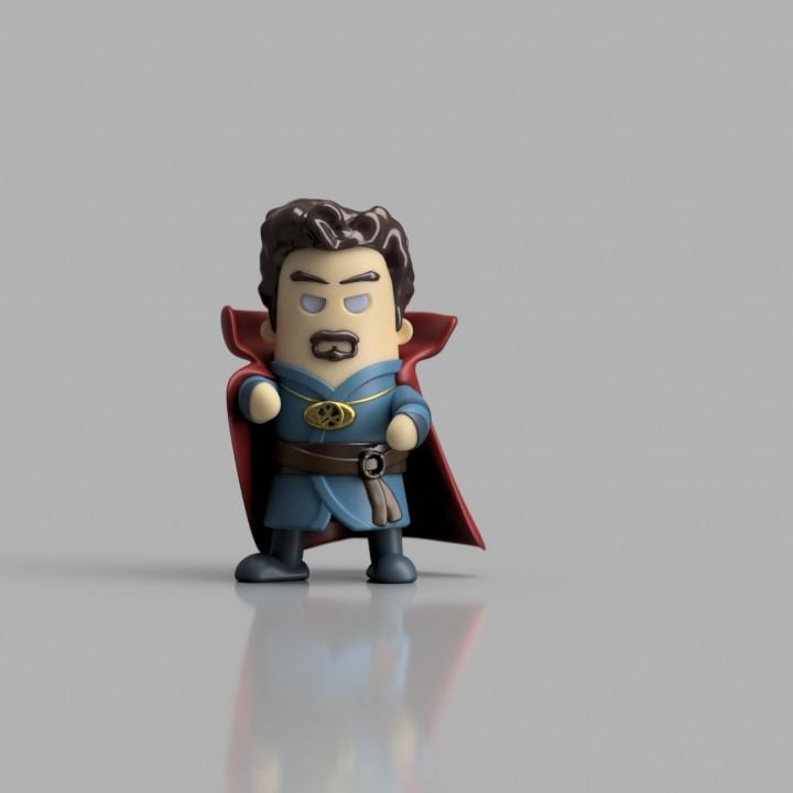Mini Doctor Strange - Avengers