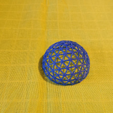 Picture of print of Geodesic dome