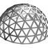 Geodesic dome image