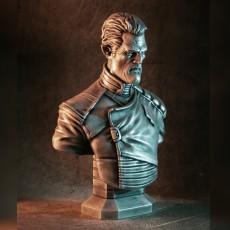 Admiral Gord Bust (Eastman Originals)