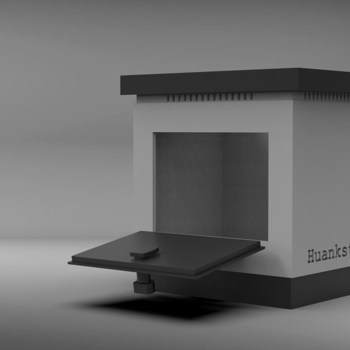 Cure Chamber for Resin Prints