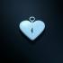 Unlock my heart print image