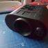 Science fiction electric binoculars like in Star Wars image