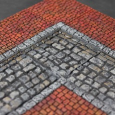 OpenForge Cobblestone Streets: Gutters