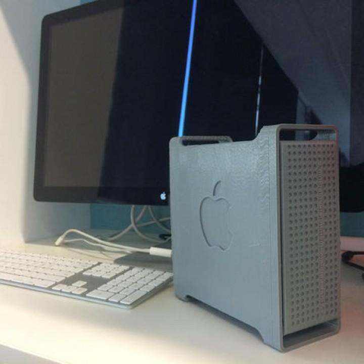 mac pro mini computer case