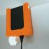 Hard drive holder print image