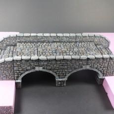OpenLOCK Stone Bridge (Set 2)