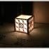 Lamp Kumiko Shoji style image