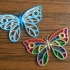 Quilling Butterfly image