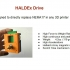 Halbach Array Linear Direct 3D Printer Extruder Drive image