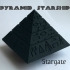 Pyramid Starship Stargate image