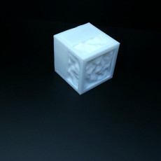 Picture of print of Minecraft: Dispenser