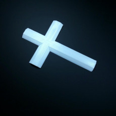 Picture of print of Cross This print has been uploaded by Li WEI Bing