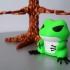 Travel Frog with Hat --V2  / 旅行青蛙 及 旅行青蛙帽子 --V2 image