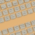 3D Braille Keyboard Labels (All Keys) image