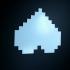 Heart pixel art image