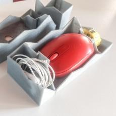 mouse case mountain box