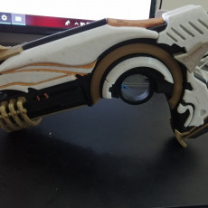 Picture of print of Lex Prime (Warframe)