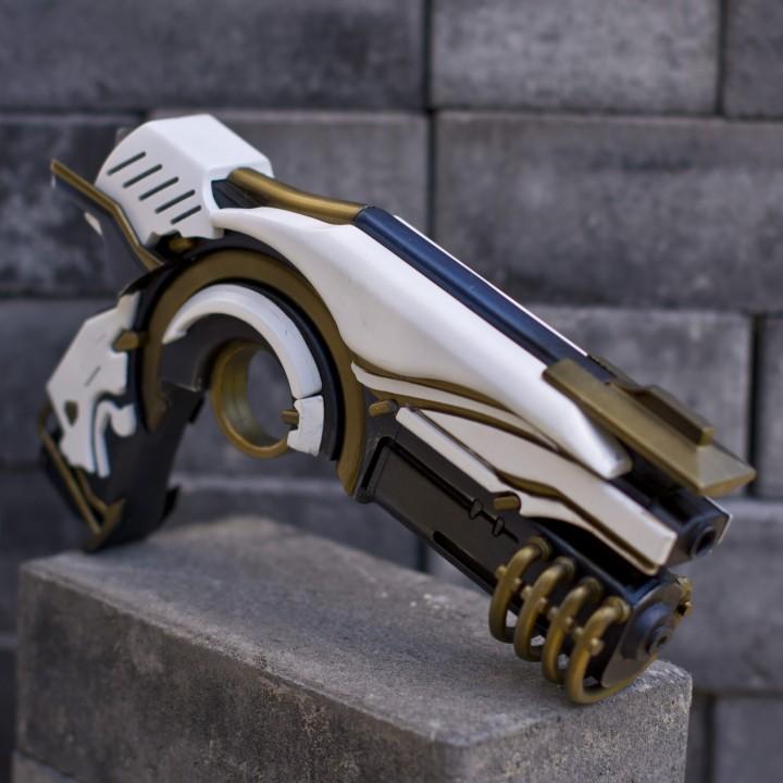 3D Printable Lex Prime (Warframe) by Bart van der Westerlaken