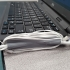 Dell Latitude Earbud Holder Attachment image