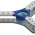 M3D PRO - Adjustable Internal Spool for loose filament image