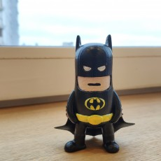 Picture of print of Mini Batman Этот принт был загружен Koltsa