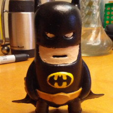 Picture of print of Mini Batman Этот принт был загружен Jared Carter