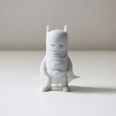 Picture of print of Mini Batman Этот принт был загружен Giulia Nallbani