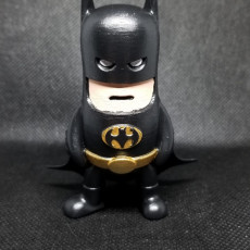 Picture of print of Mini Batman Этот принт был загружен Silver Bullet