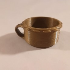 Picture of print of cup_twist