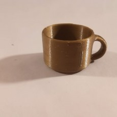 Picture of print of cup