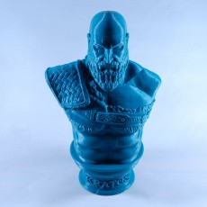 Picture of print of Kratos Bust - God of War 4 This print has been uploaded by Gene Harrel