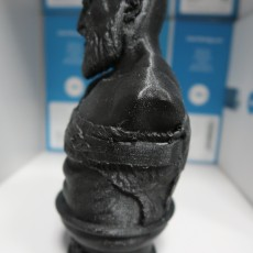 Picture of print of Kratos Bust - God of War 4 This print has been uploaded by Maciej Więcierzewski