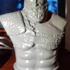 Picture of print of Kratos Bust - God of War 4 This print has been uploaded by Chad Tallent