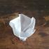 Unfolding Flower Vase Lampshade image