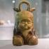 Anthropomorphic Alcarraza Vase image