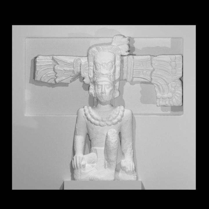 Façade Motif of Temple 26