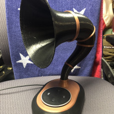 Picture of print of Alexa Gramophone This print has been uploaded by Arron Pauley