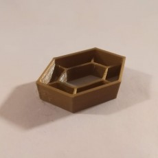 Picture of print of Rupee Cookie Cutter