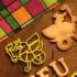 Kazan federal university logo cookie cutter image