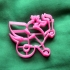 Kazan federal university logo cookie cutter print image