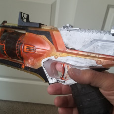 Picture of print of Nerf rail-mounted Holographic sight