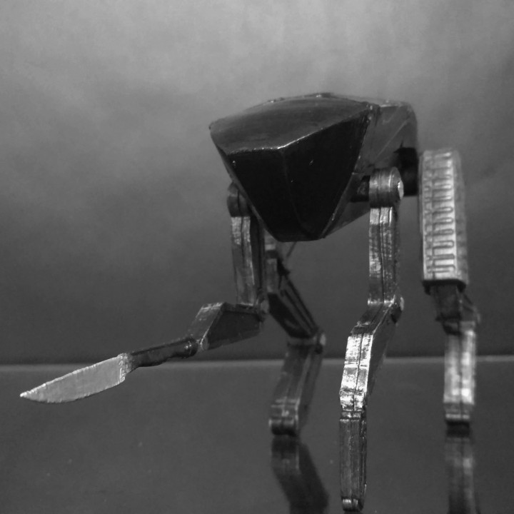 Black Mirror - Metalhead - Dog