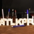 """""""hashtag itlkpfu"""" Stand for pens image"""