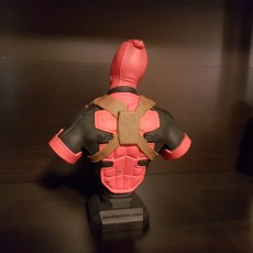 Picture of print of Deadpool Bust (Classic Edition) Questa stampa è stata caricata da Christian Warren