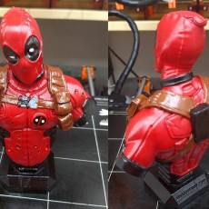 Picture of print of Deadpool Bust (Classic Edition) Questa stampa è stata caricata da Adam Wood