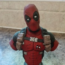 Picture of print of Deadpool Bust (Classic Edition) Questa stampa è stata caricata da Adam Thorpe