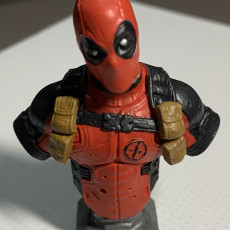 Picture of print of Deadpool Bust (Classic Edition) Questa stampa è stata caricata da Bill Anderson