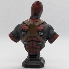 Picture of print of Deadpool Bust (Classic Edition) Esta impresión fue cargada por Grim Nation Gaming