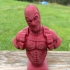 Deadpool Bust (Classic Edition) print image